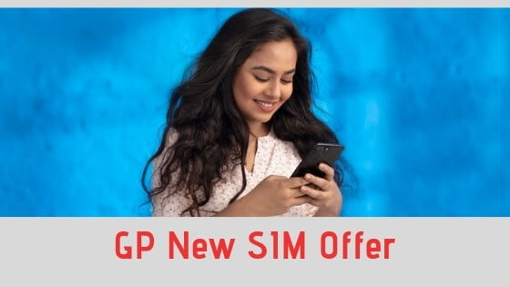 GP New SIM Offer