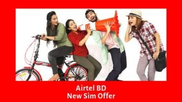 Airtel BD New Sim Offer