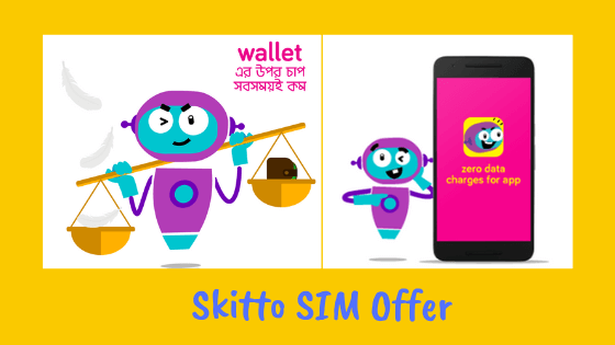 Skitto SIM Offer