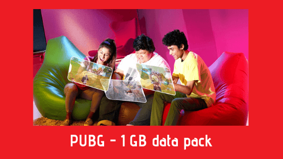 Airtel BD PUBG Pack