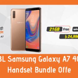 BL Samsung Galaxy A7 4G Handset Bundle Offe