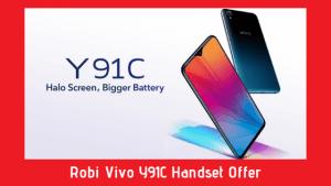 Robi Vivo Y91C Handset Offer