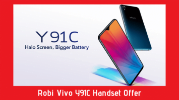 Robi Vivo Y91C Handset Offer