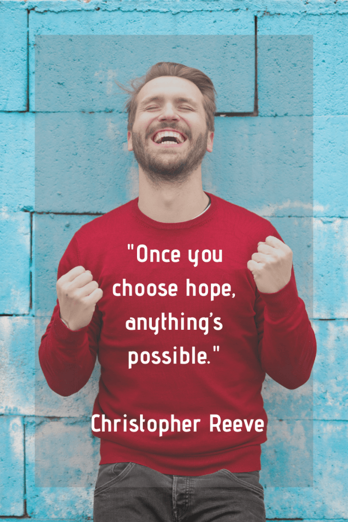 Christopher Reeve - Quotes