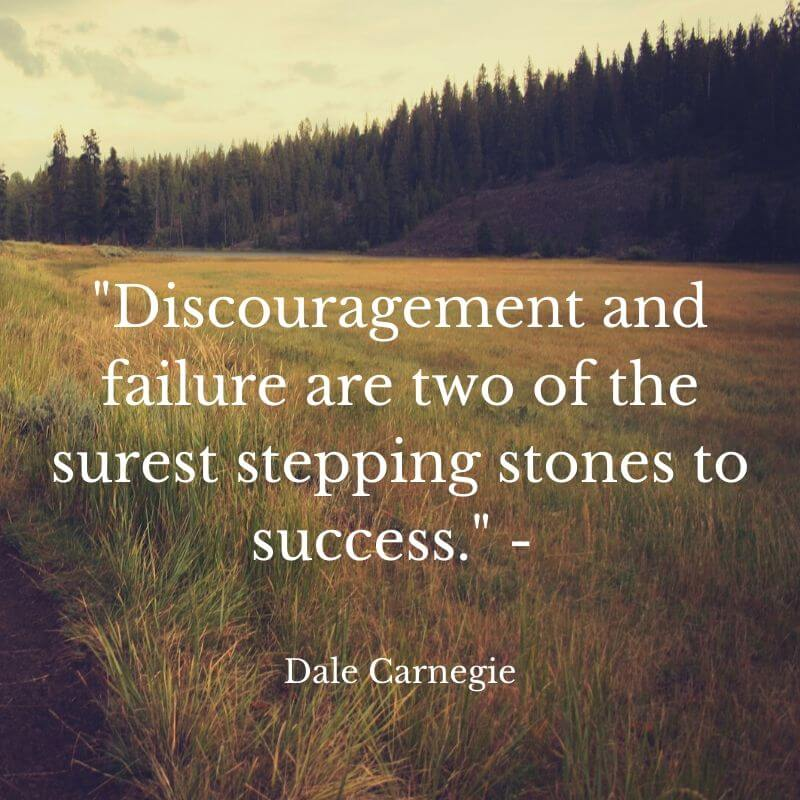 Quote of Dale Carnegie