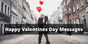 happy valentines day 2020 sms